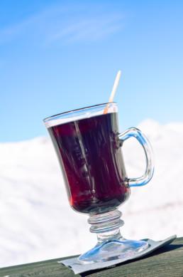 Vin chaud du Chalet de Caron