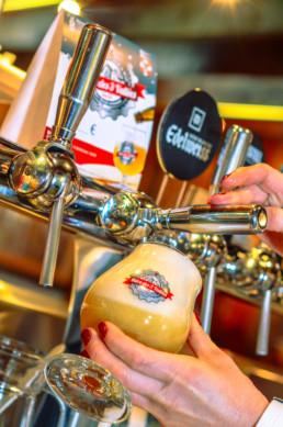 Bière pression des 3 Vallées